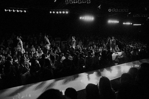 Film noir on jakarta fashion week clockwise pictures jakarta it was pretty fun experience especially with my old film camera and black white film thanks to lorraine for the invitation stopboris Images