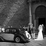 Romantic Wedding in Cortona, Italy