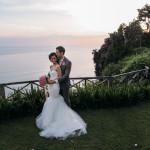 Glamorous Wedding Celebration in Uluwatu, Bali