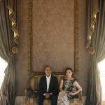 Rosan Roeslani & Ayu Rosan